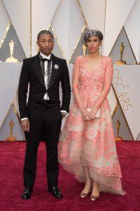 Pharrell Williams and Mimi Valdez