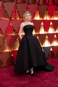 Kirsten Dunst at the 89th Annual Academy Awards at the Dolby Theatre in Los Angeles, on February 26, 2017.