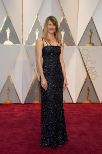 Laura Dern at the 89th Annual Academy Awards at the Dolby Theatre in Los Angeles on February 26, 2017
