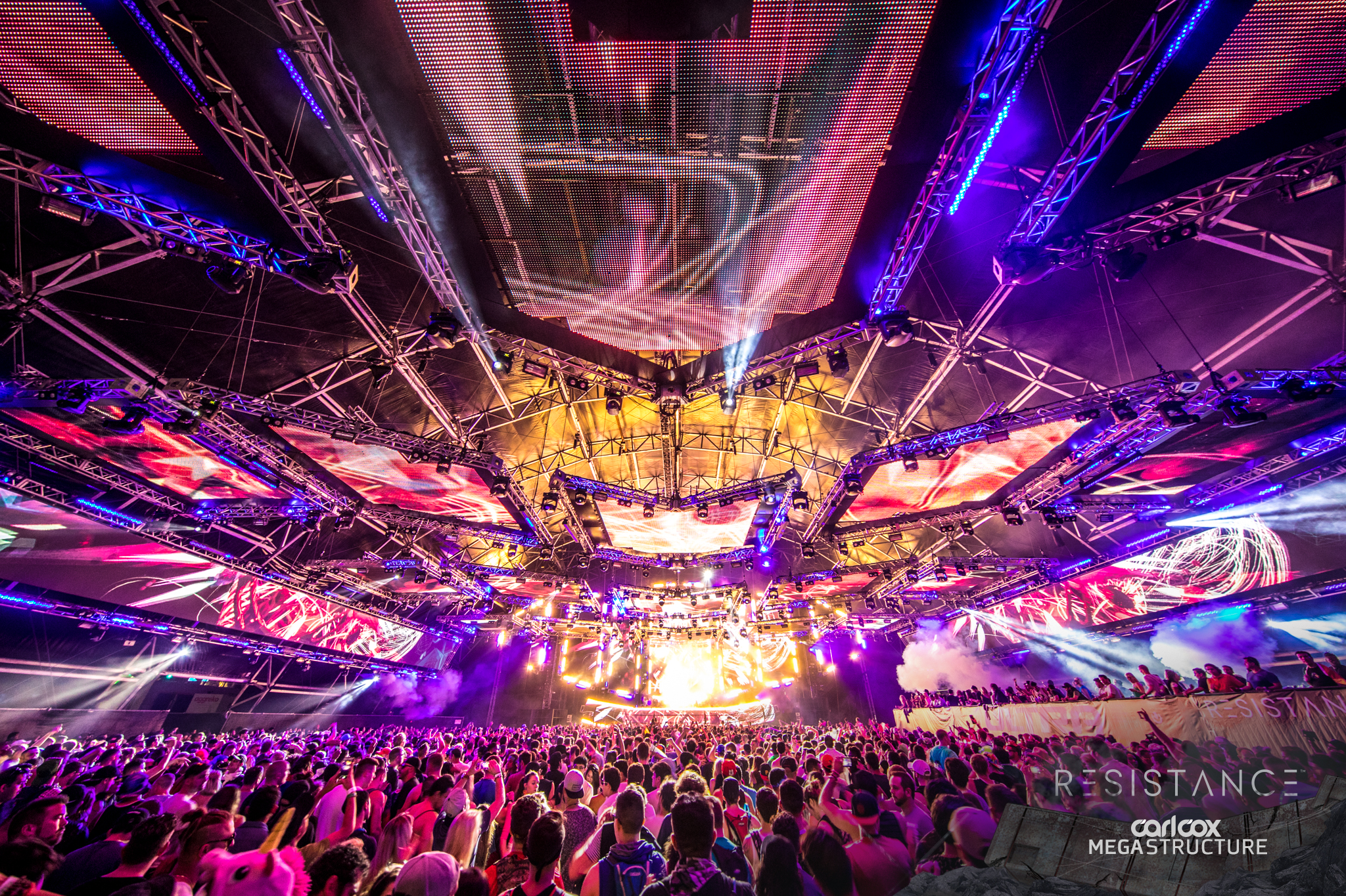 Image result for carl cox megastructure