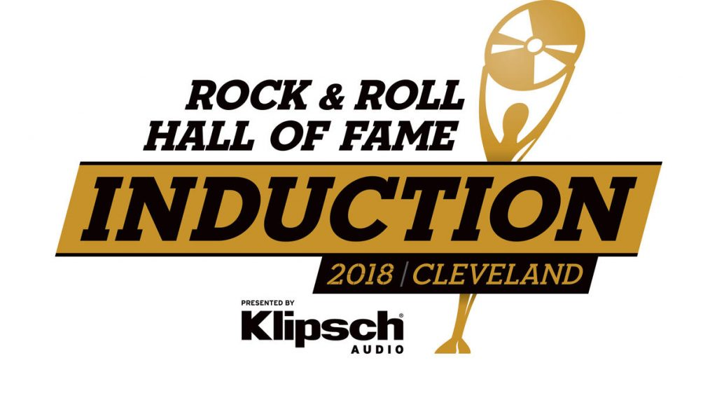 2018 Rock and Roll Hall of Fame Induction logo