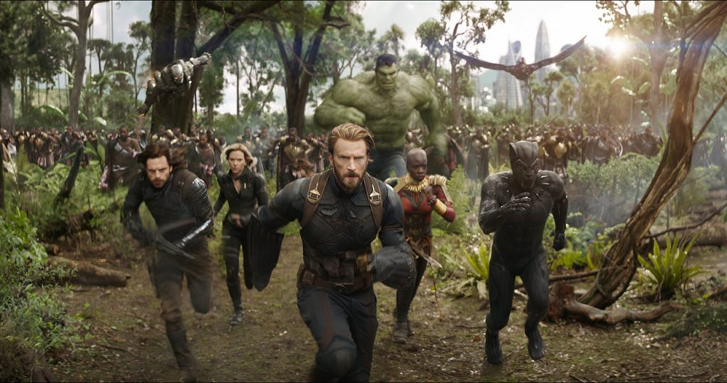 """Avengers: Infinity War"" (Photo courtesy of Marvel Studios)"