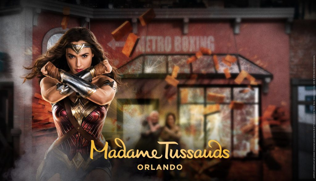 (Image courtesy of Madame Tussauds Orlando)