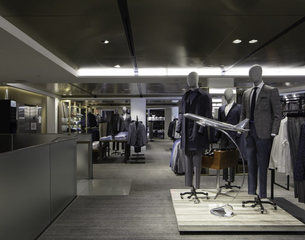 Men's Clothing at Nordstrom Men's Store NYC (Photo courtesy of Nordstrom, Inc.)
