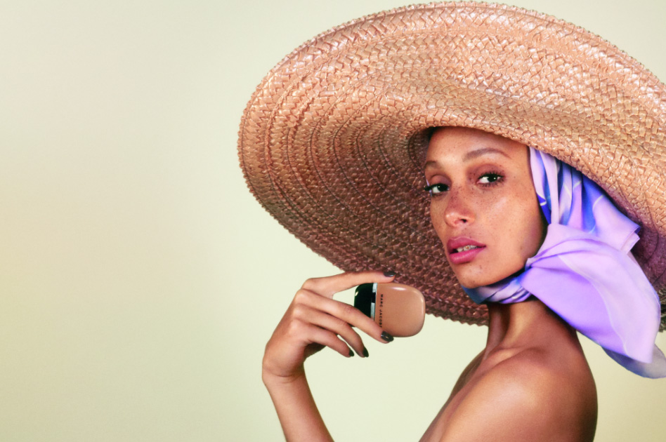 Marc Jacobs Beauty debuts Adwoa Aboah campaign image for new ...