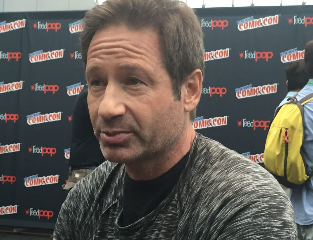 David Duchovny speaks his truth about the latest chapter ...
