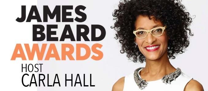 2018 James Beard Awards, hosted by Carla Hall