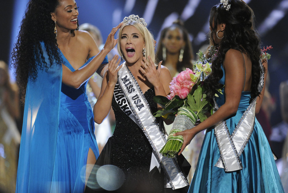 Miss Nebraska USA Sarah Rose Summers
