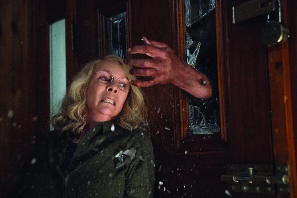 """Jamie Lee Curtis in 2018's """"Halloween"""""""