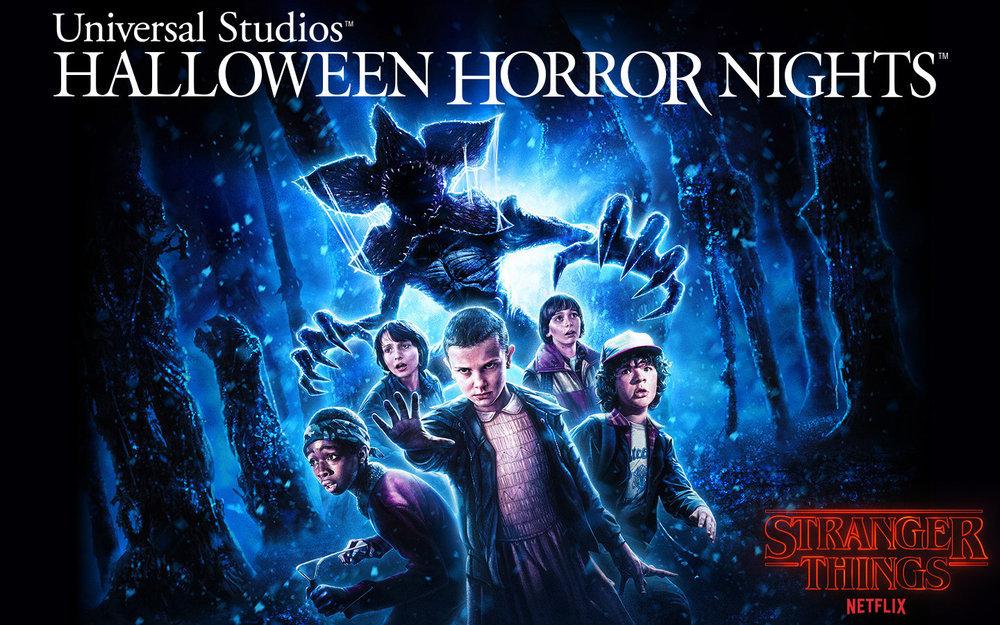 Stranger Things - Halloween Horror Nights