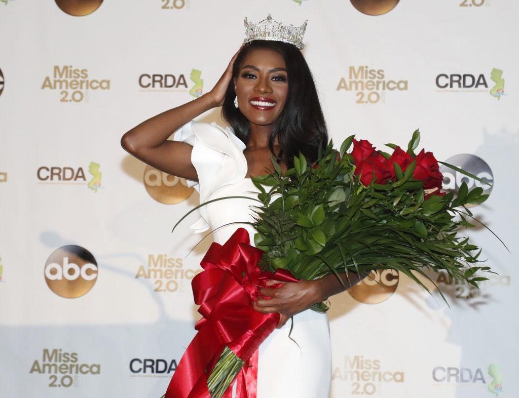Miss America 2019 Nia Amani Franklin