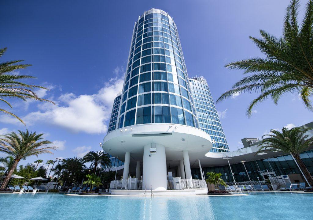 Universal's Aventura Hotel in Orlando, Florida