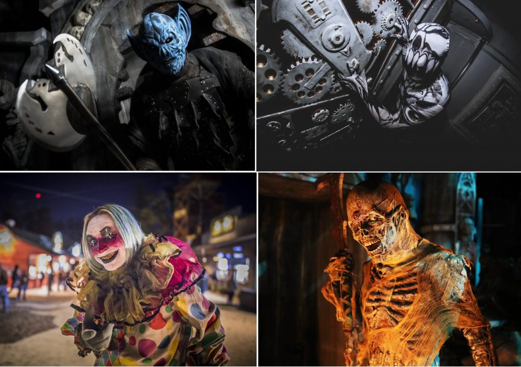 Photos courtesy of America Haunts