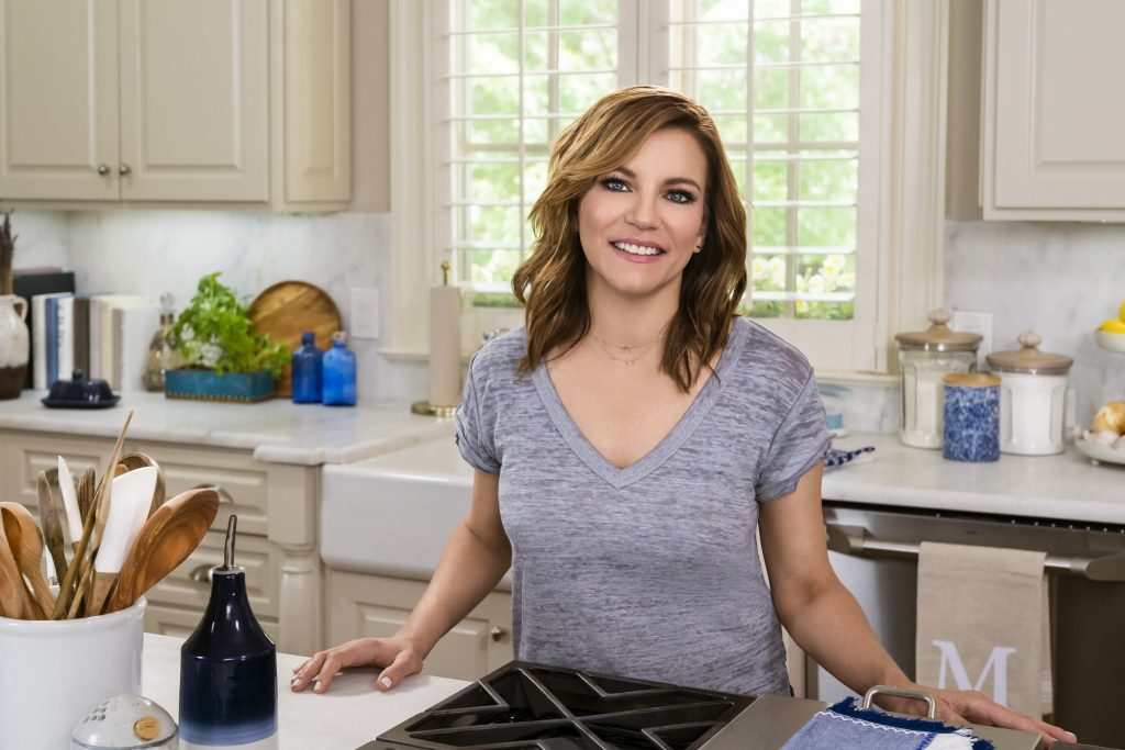 "Martina McBride of ""Martina's Table"""