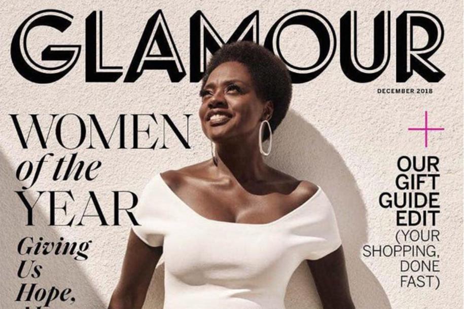 Viola Davis - Glamour