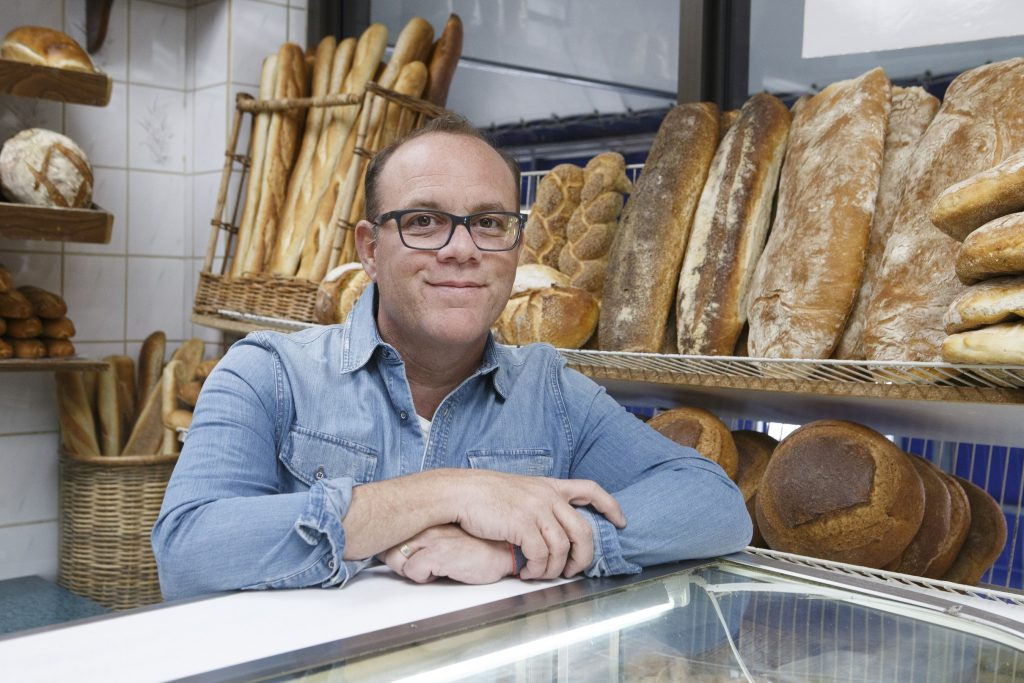 "Tom Papa of ""Baked"""