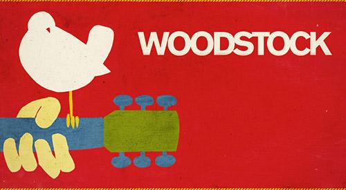 Woodstock Festival logo