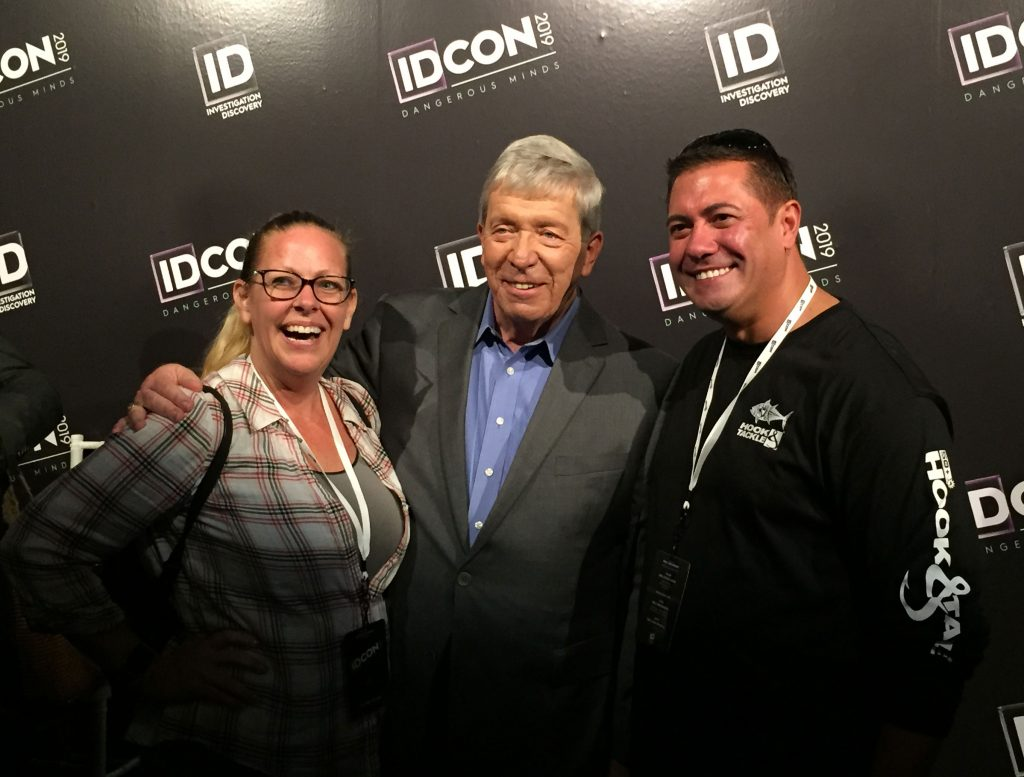 2019 Idcon Joe Kenda Announces End Of Homicide Hunter