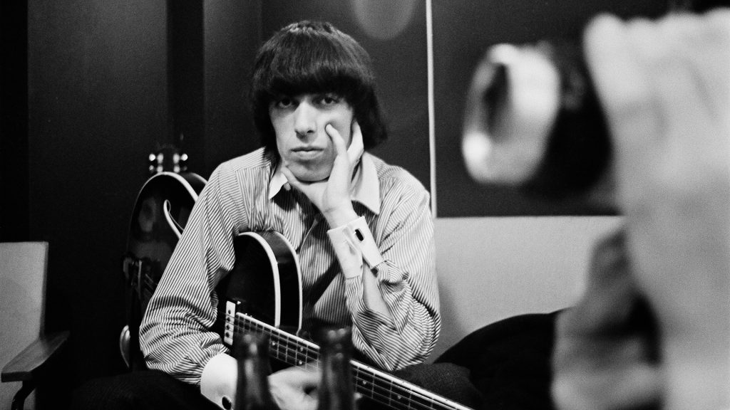 "Bill Wyman in ""The Quiet One"""