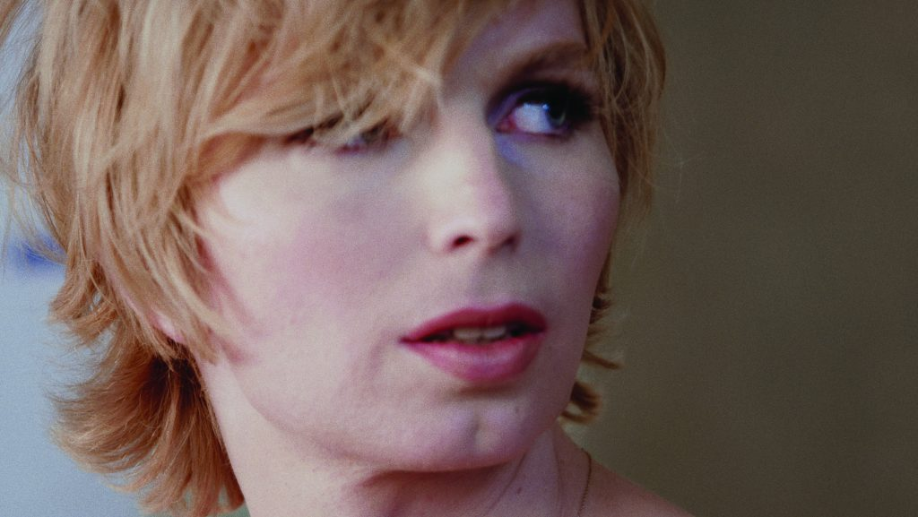 "Chelsea Manning in ""XY Chelsea"""