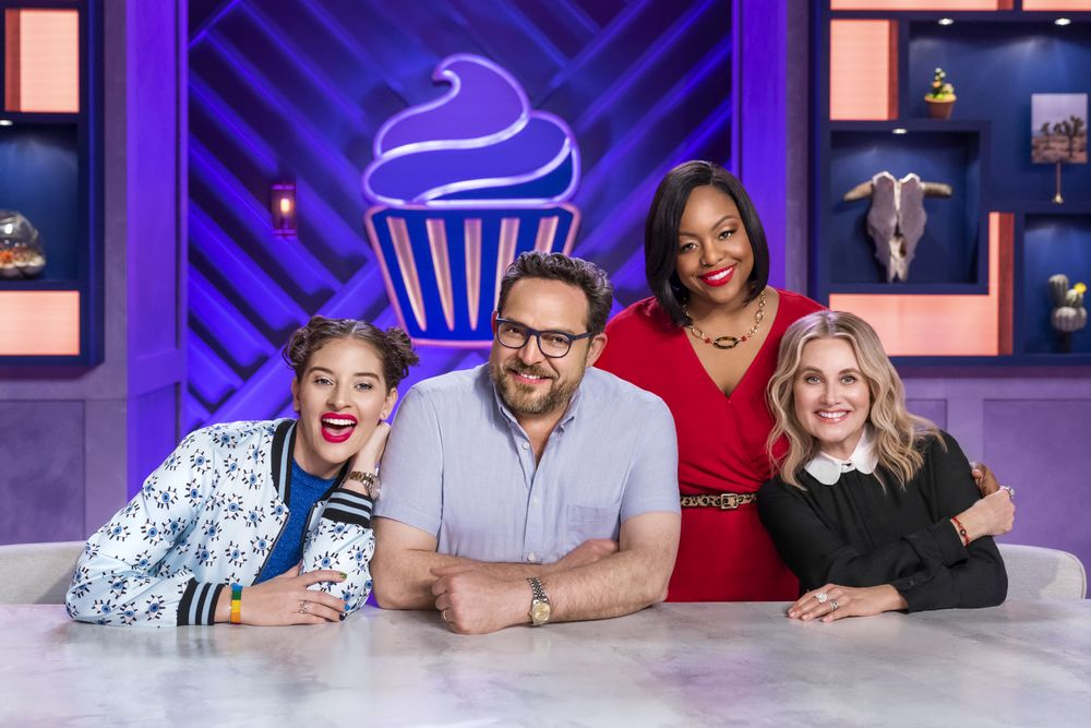 Food Network debuts 'Cupcake Championship' series – CULTURE MIX