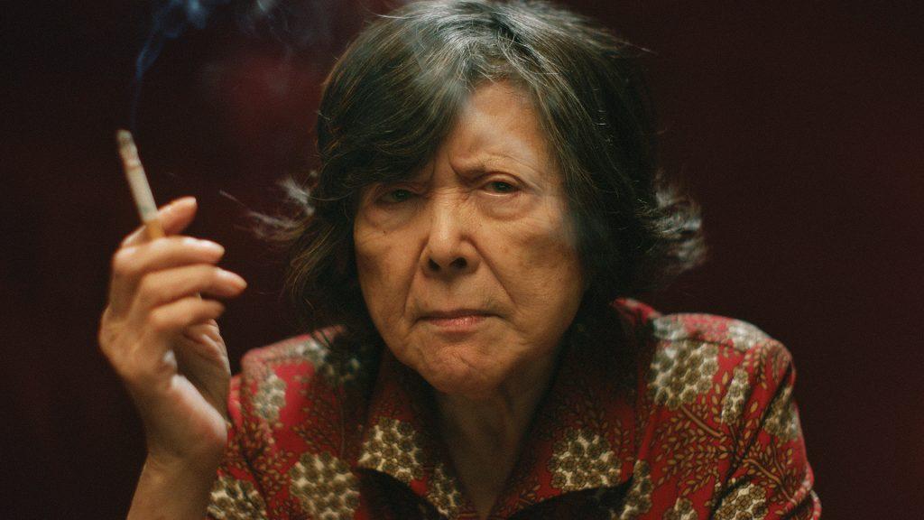"Tsai Chin in ""Lucky Grandma"""