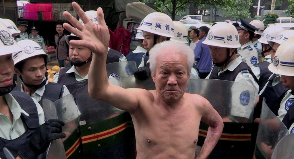 """Wang Tiancheng in """"City Dream"""""""