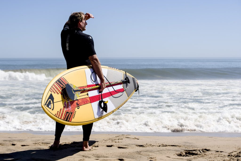 """Robby Naish in """"The Longest Wave"""""""