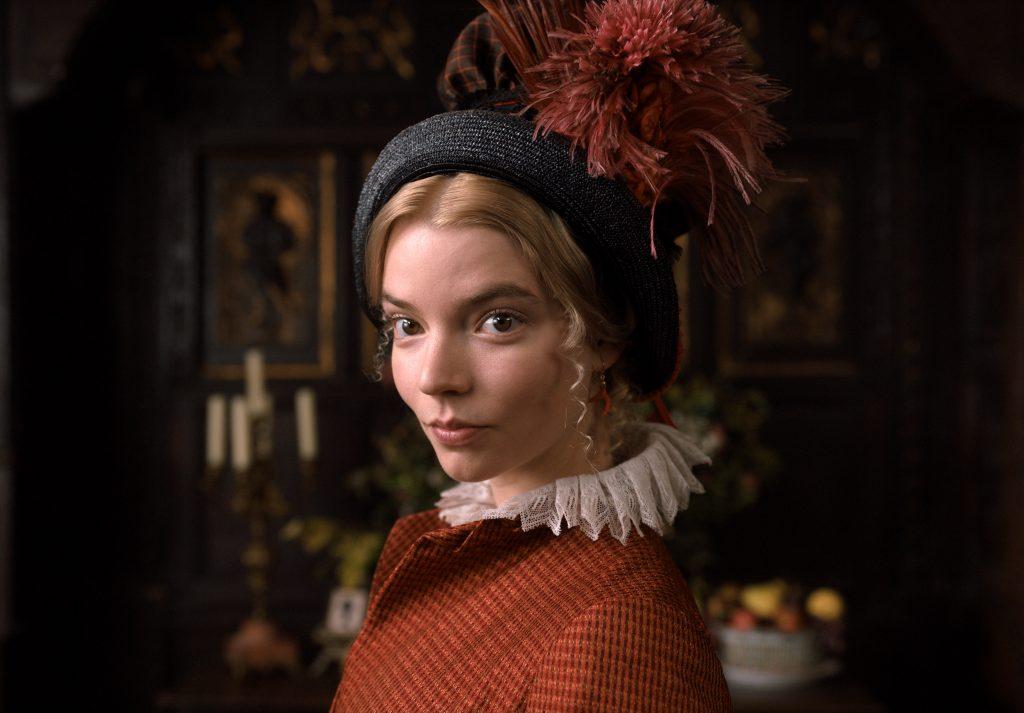 "Anya Taylor-Joy in ""Emma"""