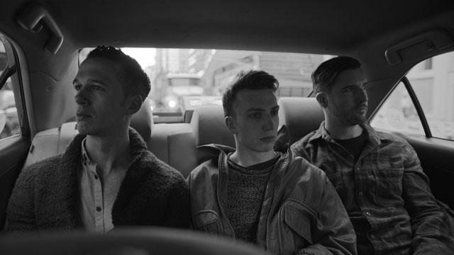"""Ryan Lonergan, Jack Ball and Garrett McKechnie in """"Kill the Monsters"""""""