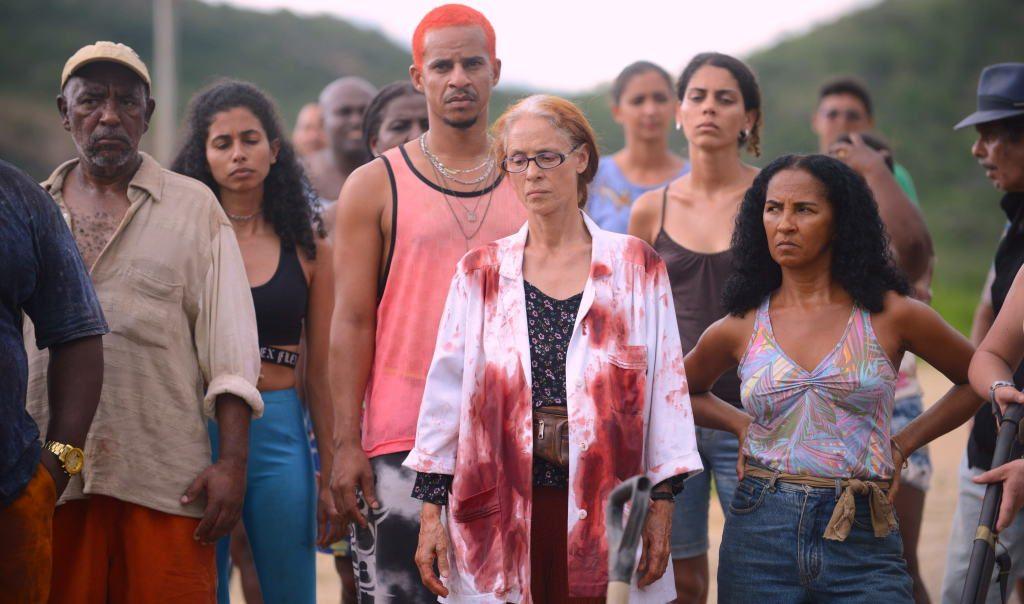"Sonia Braga in ""Bacurau"""